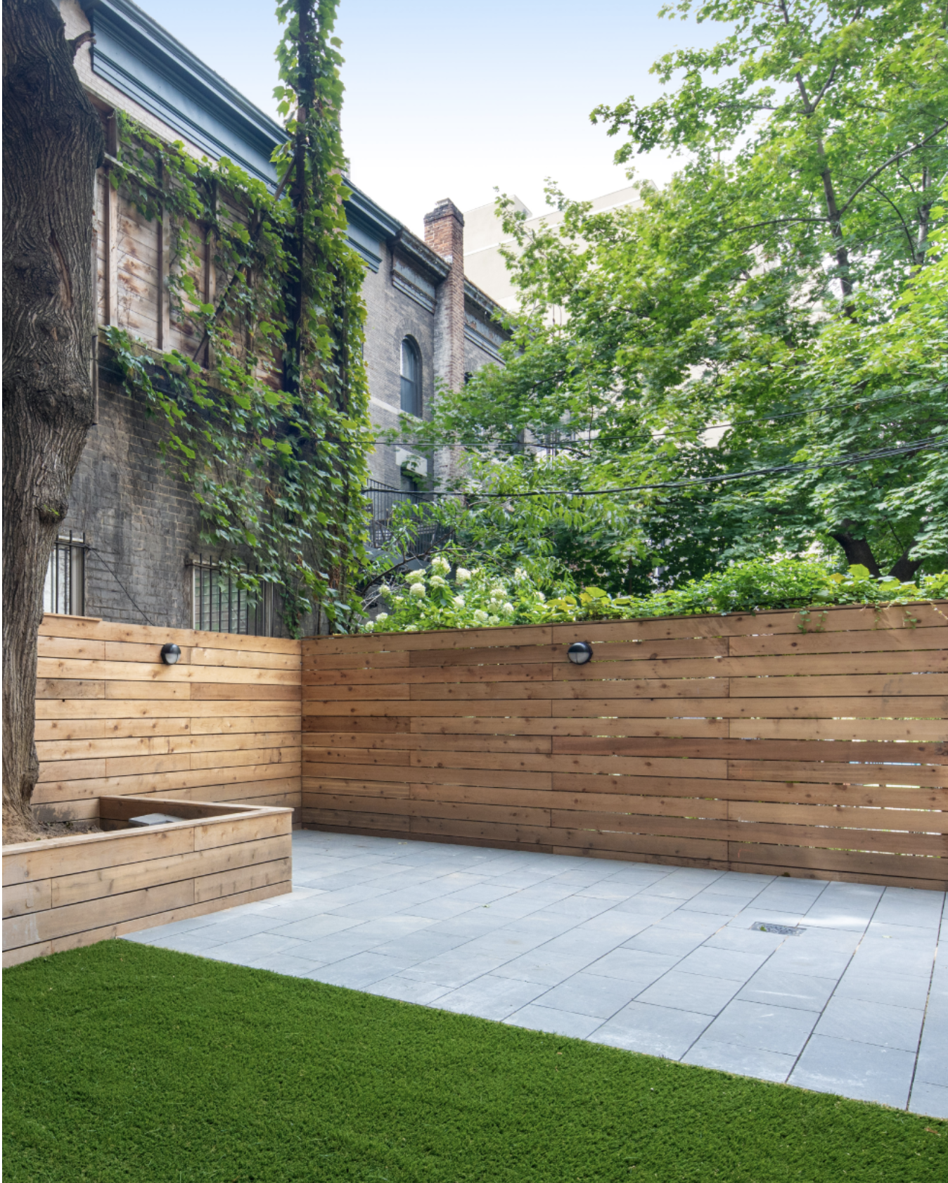 Private Outdoor Spaces